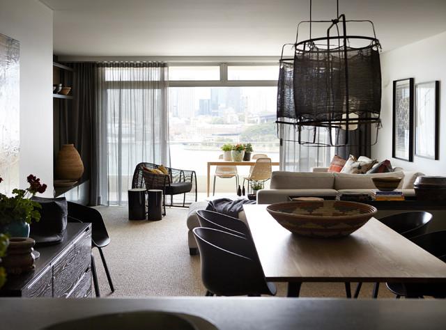 Australian interior design awards 2015 scandinavian for Dining room ideas australia