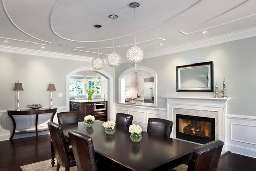 Remodelaholic 2015 favorite paint color trends the new for Best colors for dining rooms 2016