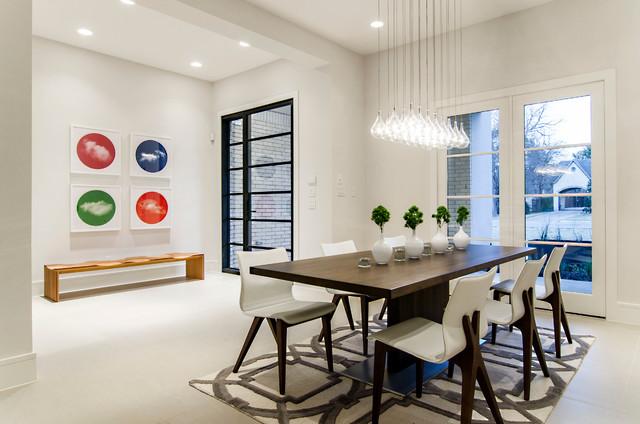 Azalea Lane, Residence modern-dining-room