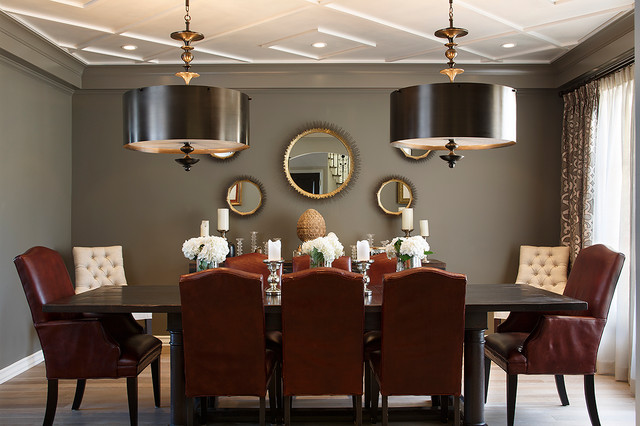 Popular Contemporary Dining Room by Artistic Designs for Living Tineke Triggs