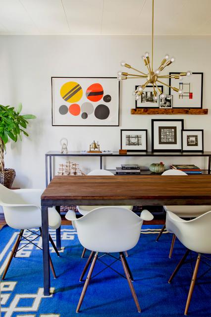 Bala Cynwyd Mid-Century by Design Manifest midcentury-dining-room