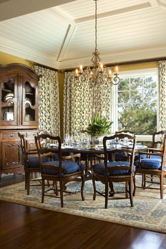 Ballybunion Residence 1 traditional-dining-room