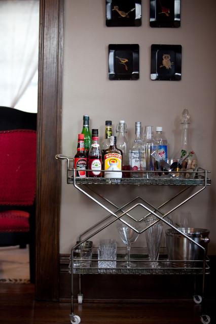 dining room bar cart | Bar Cart