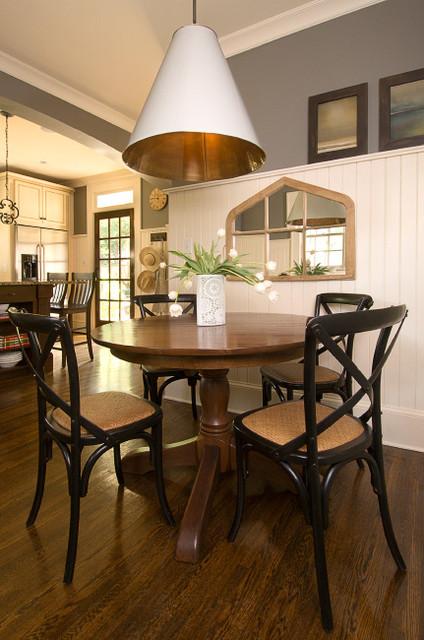 Barrett Residence traditional-dining-room