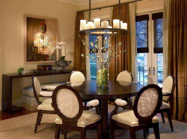 Barry Private Residence contemporary-dining-room