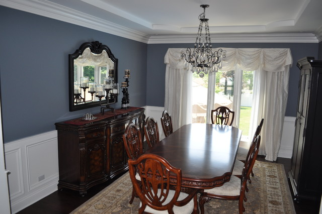 Bathroom renovation dining room chicago by blank for Dining room manager
