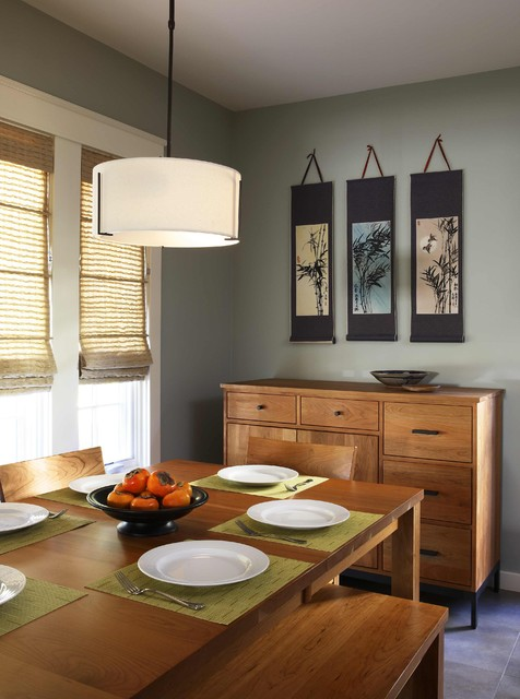 Bay Area Green Home Remodeling Dining Room With
