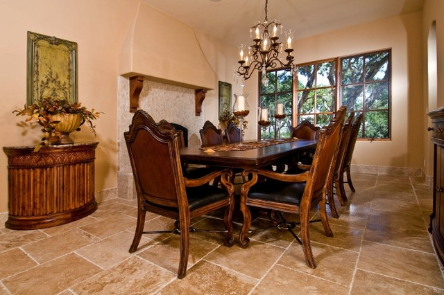 Bay Area Homes traditional-dining-room