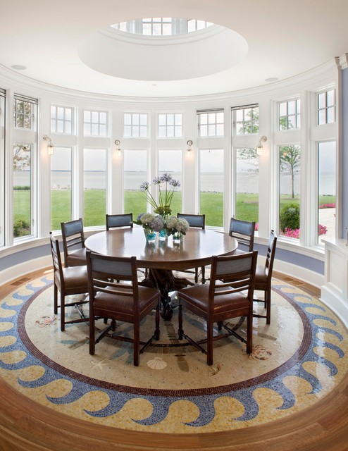 Groovy Bayhouse Traditional Dining Room Dc Metro By Bruce Interior Design Ideas Clesiryabchikinfo