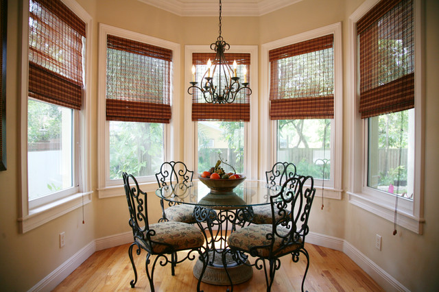 Bayshore Beautiful Mediterranean Dining Room Tampa