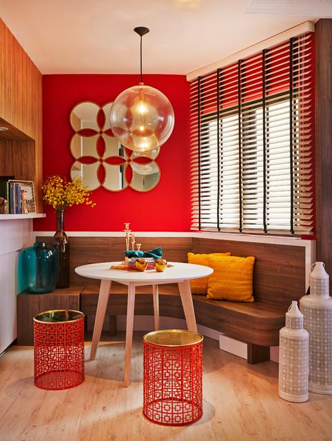 Bayshore Park Condominium asian-dining-room