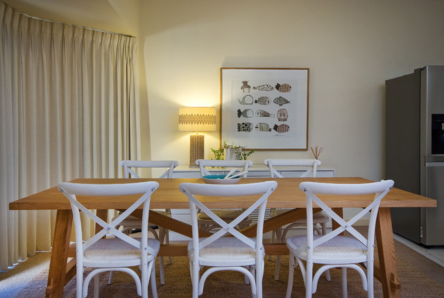 Beach home beach style dining room adelaide by for Beach house designs adelaide