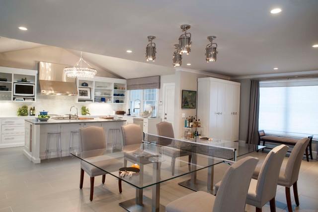 Attractive Beach House   Coastal Style Retreat Coastal Dining Room