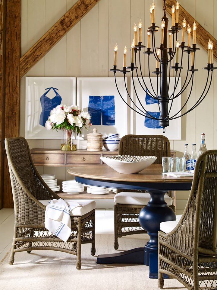 Beach Style Home Beach Style Dining Room Tampa By Ethan Allen Tampa Bay