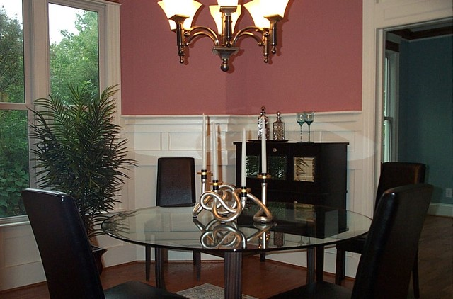 Beaman Home Art traditional-dining-room