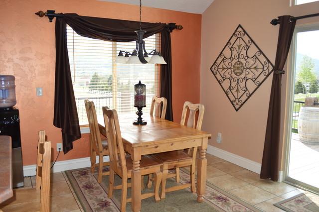 Beautiful Home In Morgan Utah traditional-dining-room