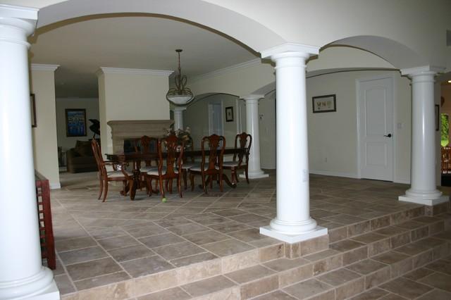 Behm Residence dining-room