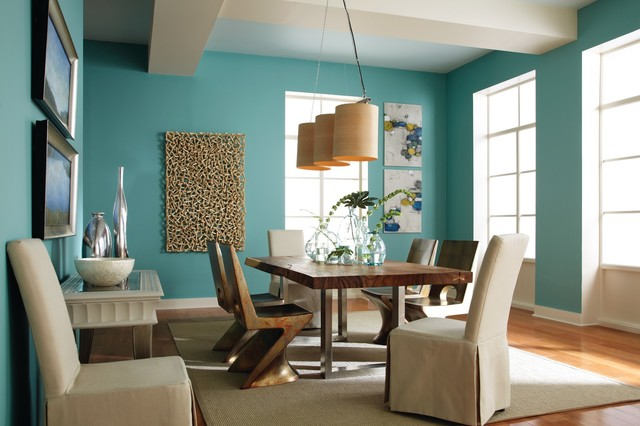Behr Coty 2014 Dining Room By Behr 174