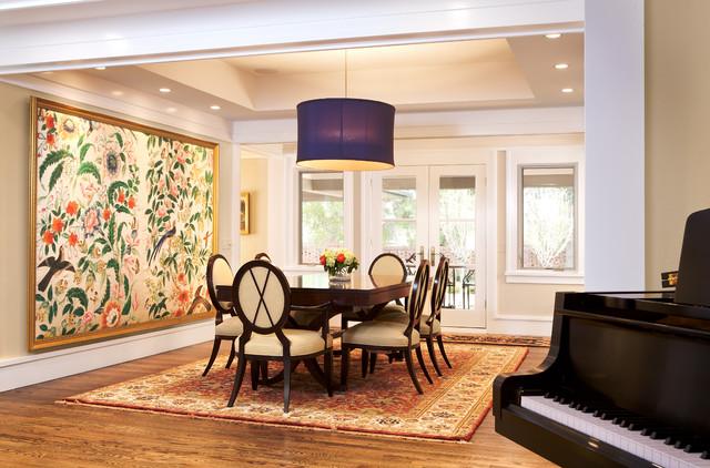 Belcaro Contemporary traditional-dining-room