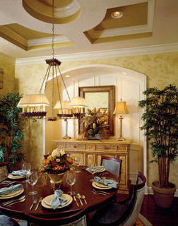 Belize 179 - Traditional - Dining Room - Tampa - by Arthur Rutenberg Homes