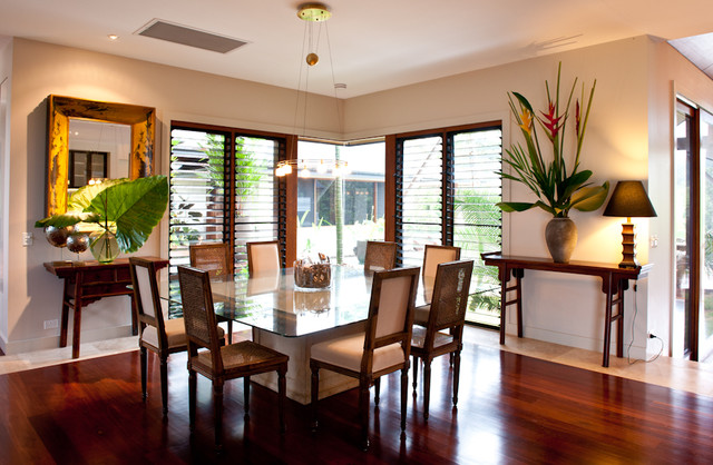 1000 Images About Tropical Dining Rooms On Pinterest
