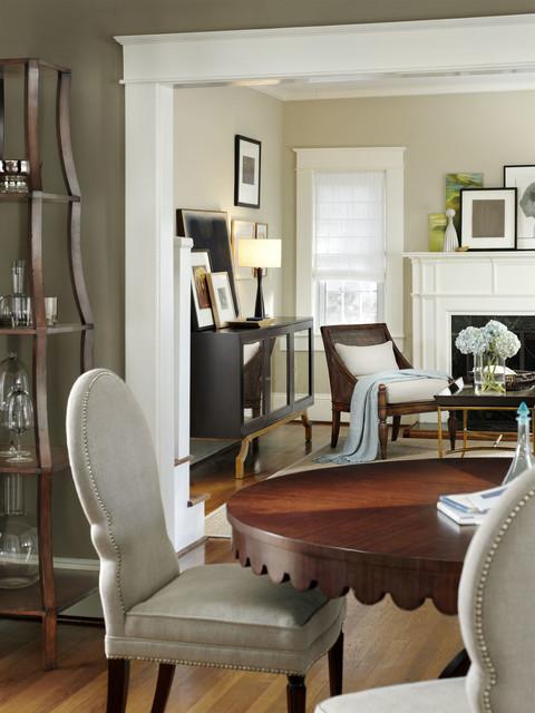 Belle Meade Signature New Vendor For Castle Furniture Transitional Dining Room Houston