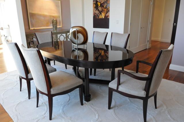 92 Dining Room Barry Baker Furniture Barbara Rectangular