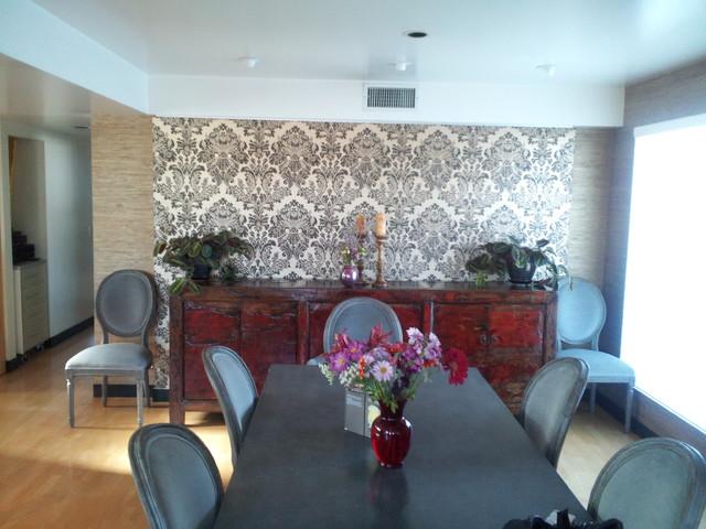 Belmont Shore, CA contemporary-dining-room
