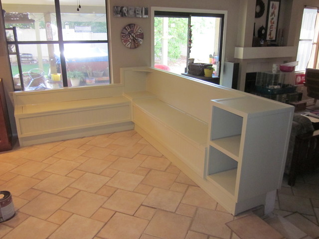 Dining Room Bench With Storage - Decor