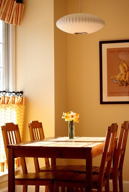 benjamin moore dining room colors | Benjamin Moore Paint Ideas - Dining Rooms - Traditional ...