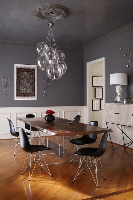 Bespoke Beauty contemporary-dining-room