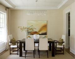 Bethesda contemporary-dining-room