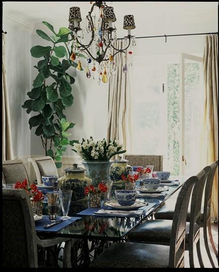 Betsy Burnham dining-room