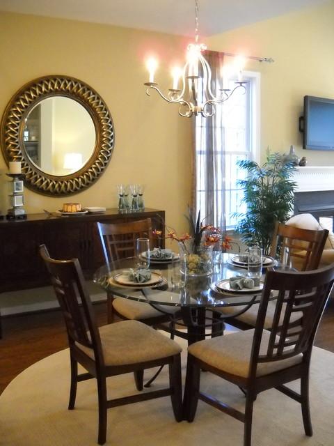 Betsy Ross Model - Mechanicsburg, PA traditional-dining-room