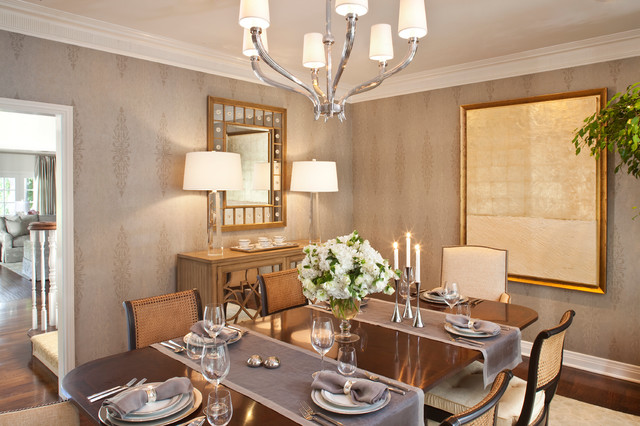 Beverly Hills, CA - Transitional - Dining Room - Los Angeles - by ...