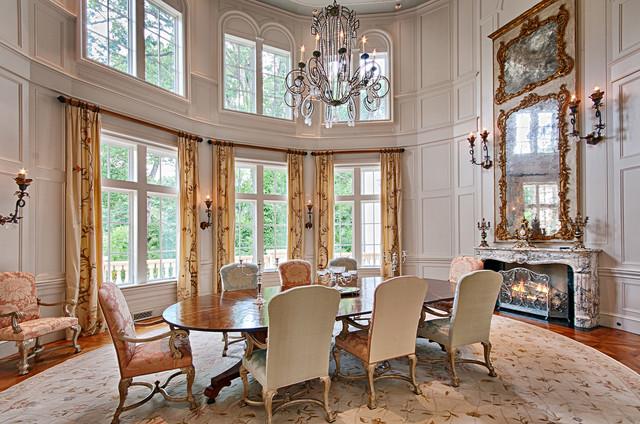 Biltmore Forest dining-room