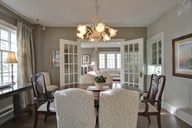 Bilton design group traditional dining room calgary for Dining room design questions