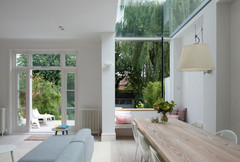 7 Design Ideas for an Up-and-over Glass Extension