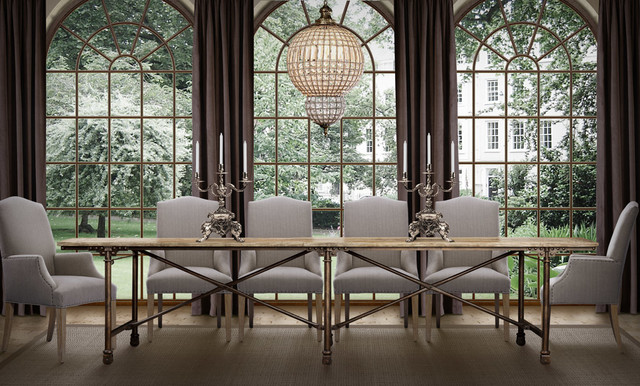 Birmingham Whole Sale Dining Transitional Dining Room