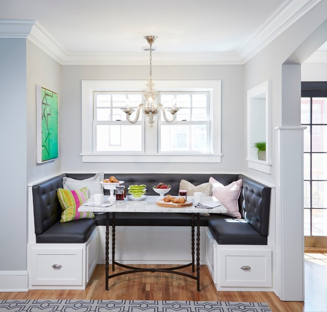 Fabulous Bistro Beauty Nook Transitional Dining Room Minneapolis By Uw22