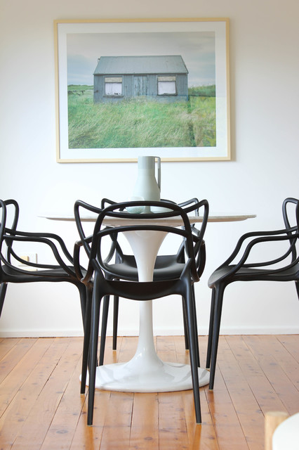 Black Masters Chairs Scandinavian Dining Room Sydney By The Styling Edge