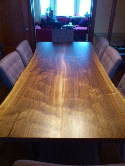live edge dining table toronto