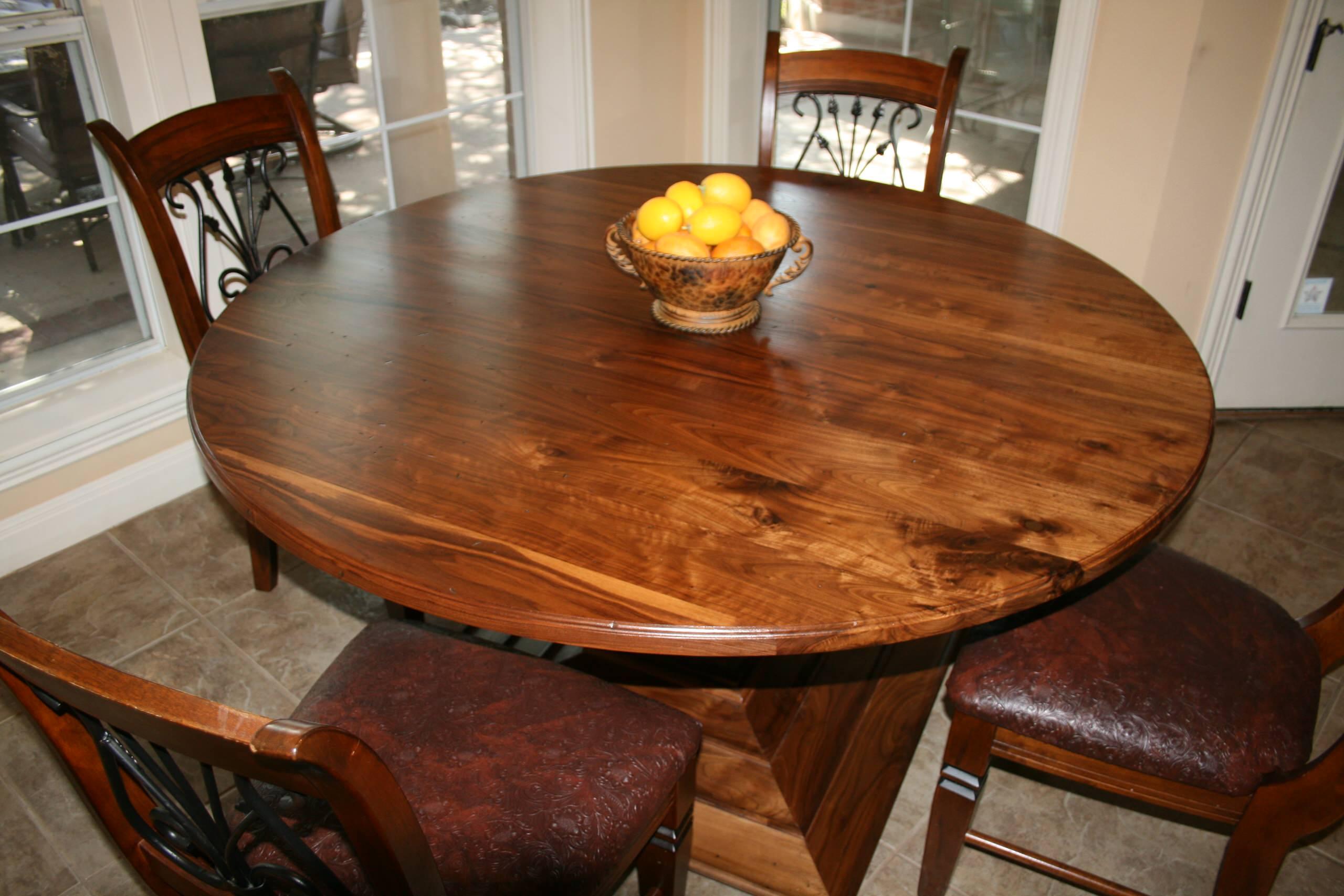 Black Walnut Table