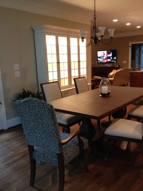 Blacksburg VA Remodel Traditional Dining Room DC