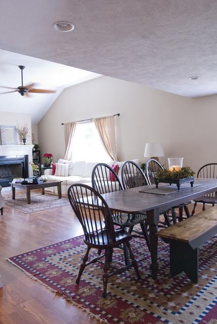 Blair+Donna: McKnight, Pennsylvania traditional-dining-room