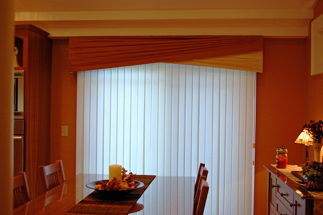 Blinds & Shades modern-dining-room