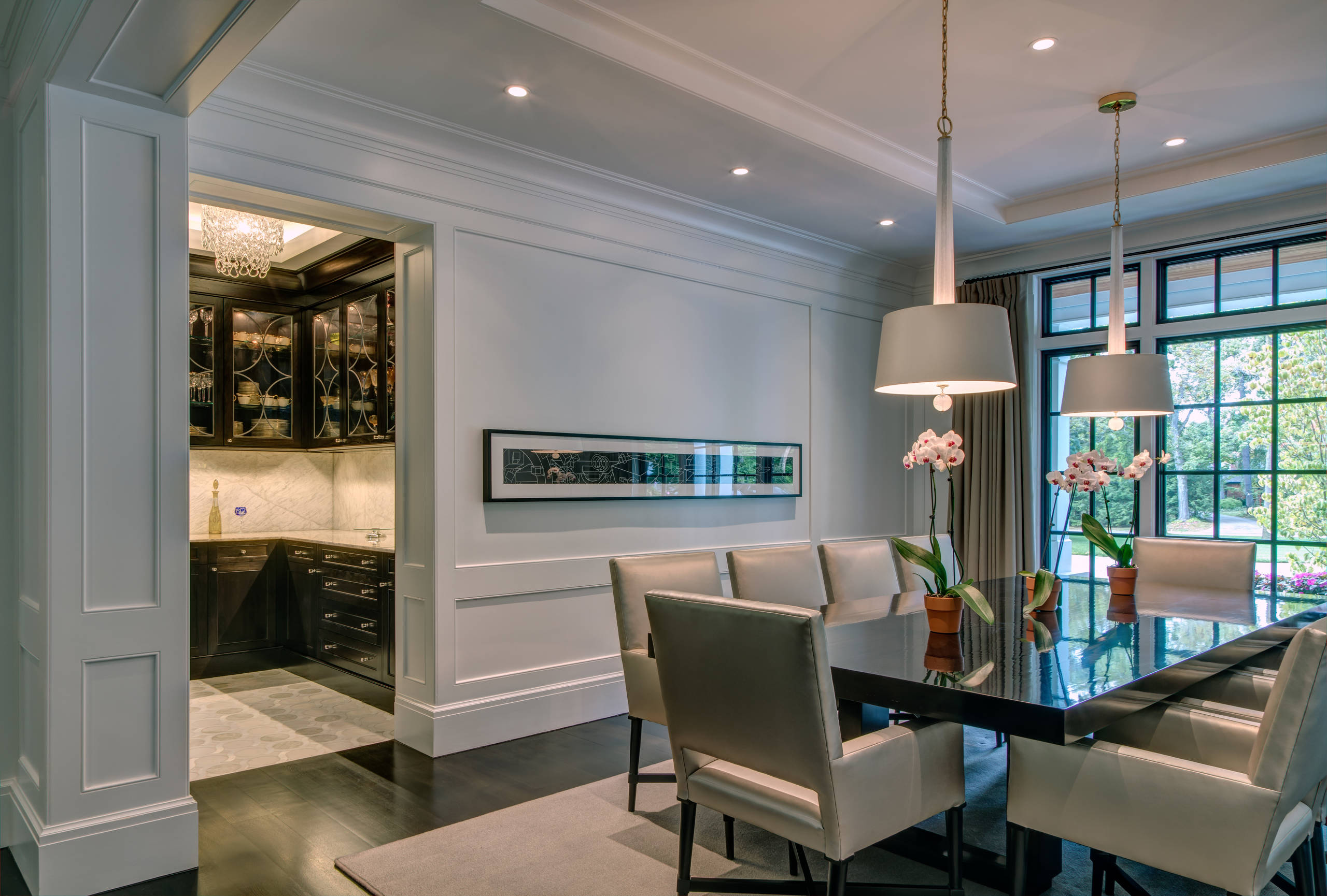 Bloomfield Hills Dining Rooms