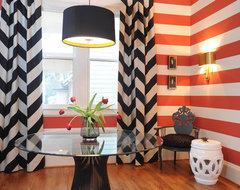 Blount Design eclectic-dining-room