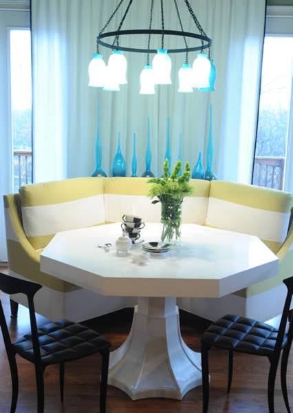 Blount Design eclectic-dining-room
