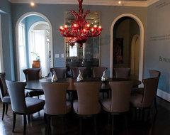 Blount Design contemporary-dining-room